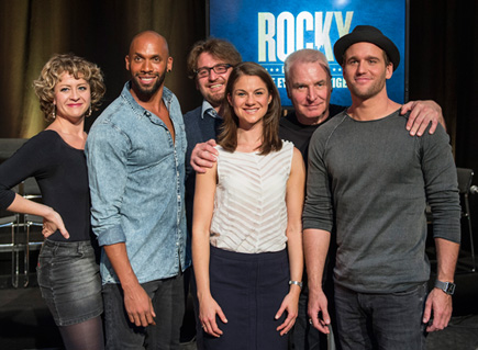 Rocky - Das Musical - Cast