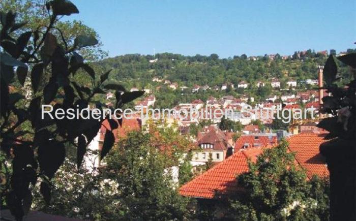 Ausblick - Altbauwohnung - Immobilien - Stuttgart Süd