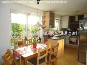 Essbereich - Wohnung - Immobilien - Schwieberdingen