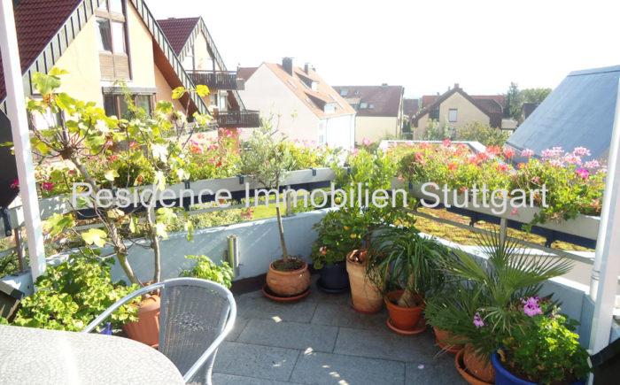 Balkon - Wohnung - mieten kaufen - Ostfildern Kemnat