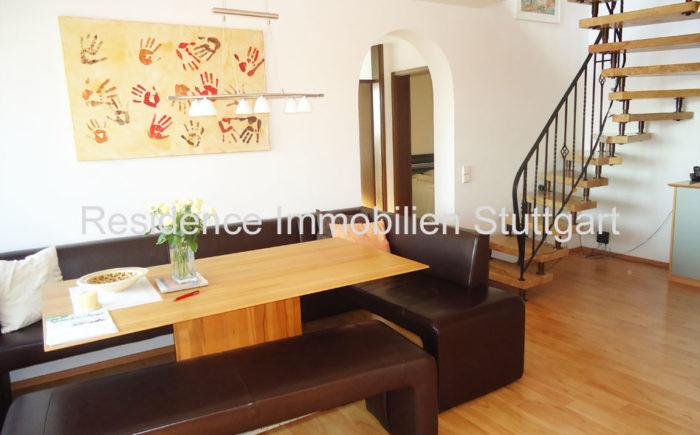 Essbereich - Wohnung - Immobilien - mieten kaufen - Ostfildern Kemnat