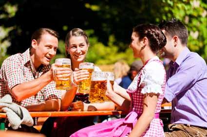 Biergärten Stuttgart