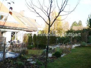 Garten - Wohnung Weilimdorf