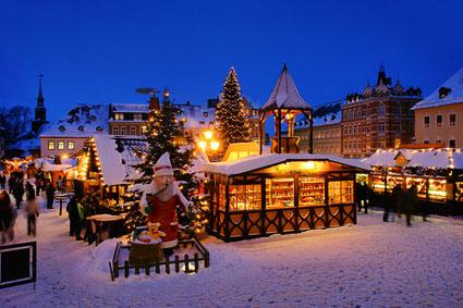 Weihnachtsmärkte Bodensee - Konstanz - Lindau