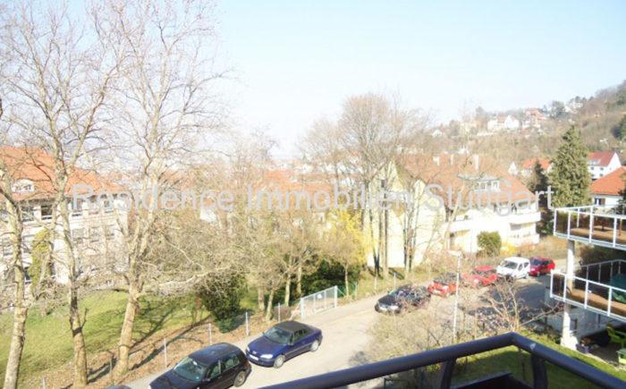 Ausblick - Wohnung Stuttgart