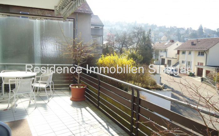 Balkon - Immobilien Stuttgart