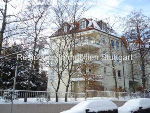 Gebäudeansicht - Immobilien Stuttgart