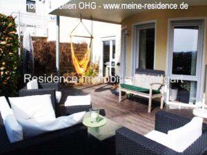 Terrasse - Wohnung Leonberg