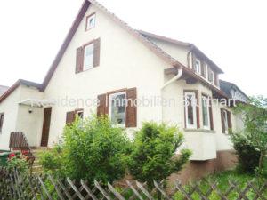 Einfamilienhaus - Schwieberdingen