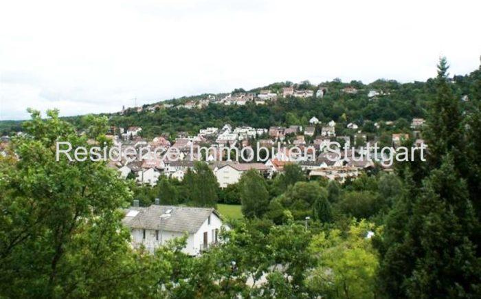 Blick ins Grüne - Immobilien Gerlingen