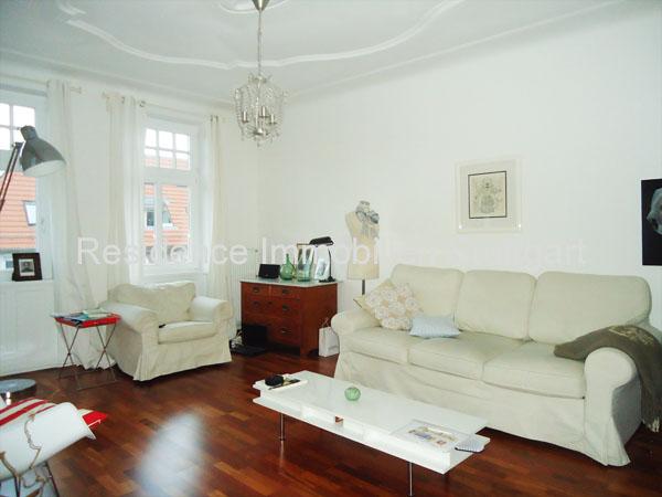 Mietwohnung, gesucht, gefunden, Vermietung, Jugendstilwohnung mieten, Stuttgart Süd