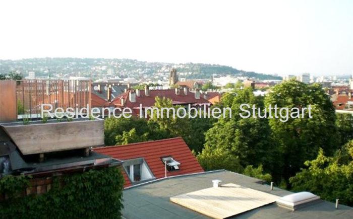 Ausblick - Wohnung - Stuttgart West