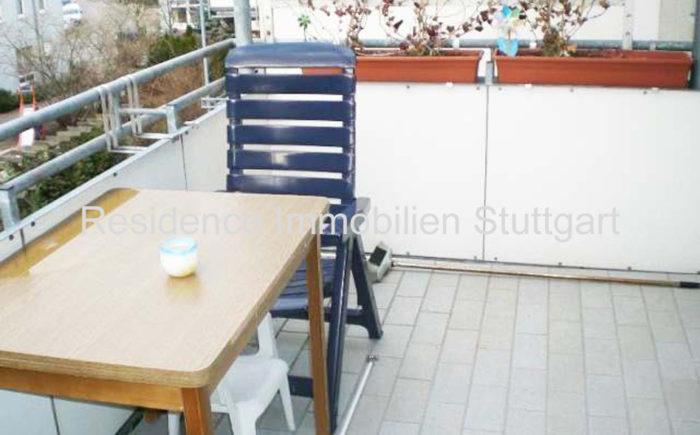 Balkon - Wohnung - kaufen - verkaufen - Gerlingen