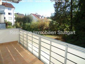 Balkon - Wohnung - Stuttgart Killesberg