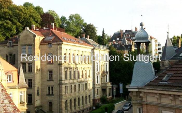 Blick - Wohnung -kaufen -verkaufen- Stuttgart Westen