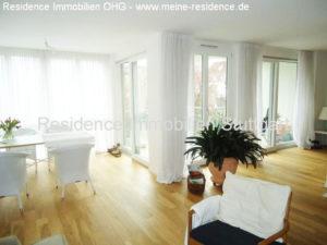 Wohnbereich - Wohnung - Käufer - Verkäufer - Ludwigsburg