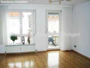 Wohnbereich - Wohnung - Immobilien - Gerlingen