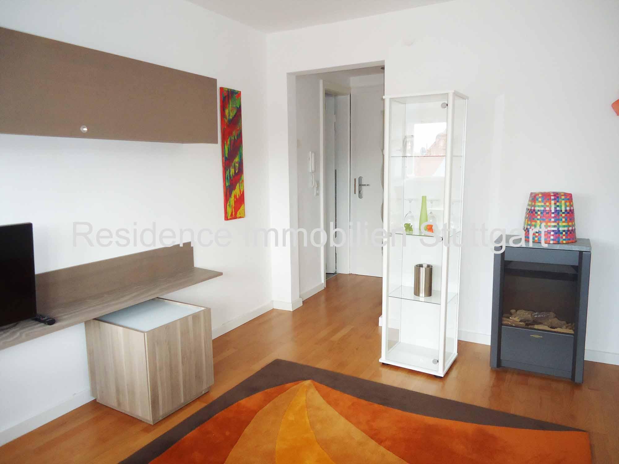mitten im lehenviertel m bliertes 1 zimmer city appartement mit moderner ausstattung. Black Bedroom Furniture Sets. Home Design Ideas