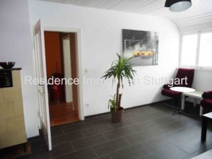Wohnzimmer - Wohnung - Stuttgart Vaihingen