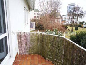 Balkon - Wohnung Degerloch