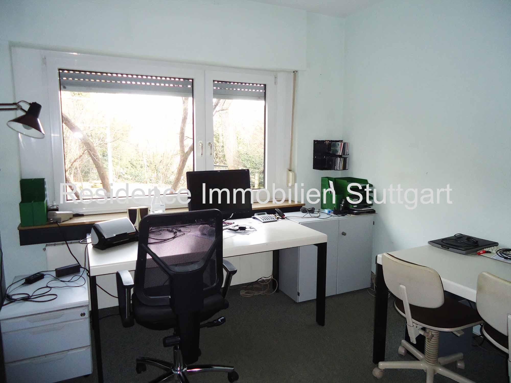 S-West: Moderne Büroräume (5 Büros) mit Terrasse, Teeküche, WC ...