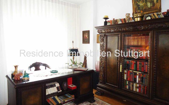 Arbeitszimmer Wohnung Stuttgart Ost