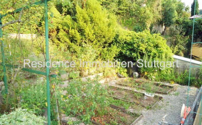 Garten - Einfamilienhaus - Stuttgart