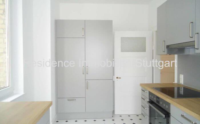 Küche - Mietwohnung - Stuttgart
