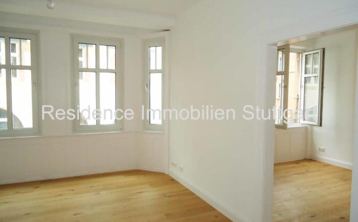 Zimmer 2 - Mietwohnung - Stuttgart
