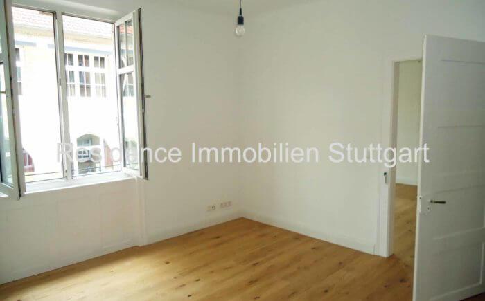 Zimmer - Mietwohnung - Stuttgart Süd