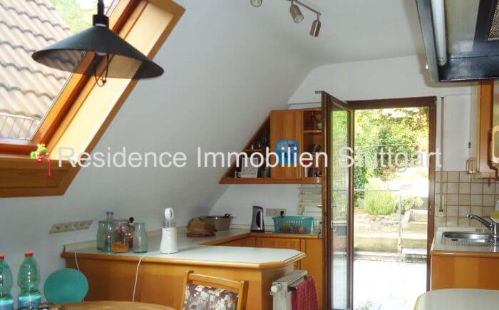 Küche - Haus - Immobilien - Stuttgart