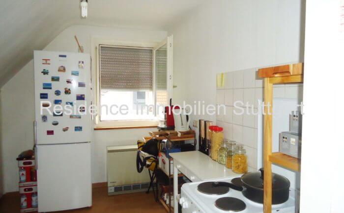 Küche - Mietwohnung - Möhringen