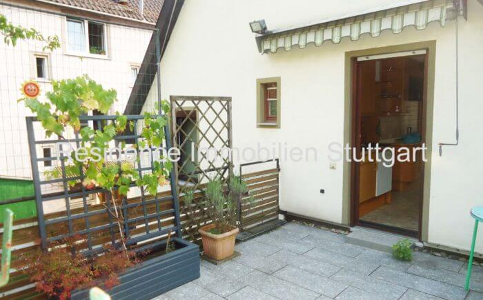 Haus - Immobilien - Stuttgart