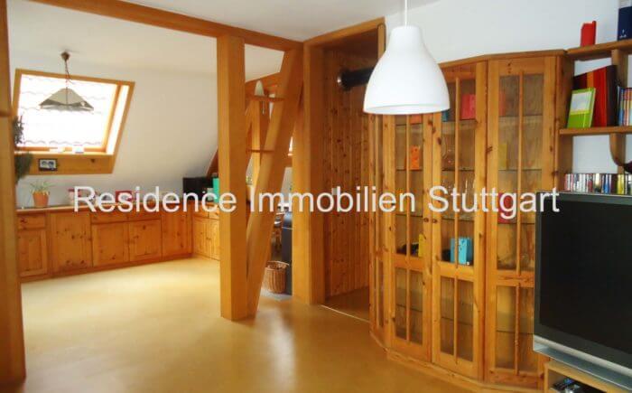 Wohnbereich - Haus - Immobilien - Stuttgart