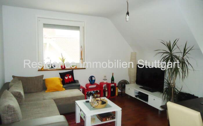 Wohnbereich - Mietwohnung - Möhringen