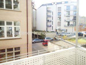 Balkon - Mietwohnung - Altbau - Stuttgart