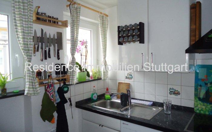 Küche - Wohnung - Stuttgart