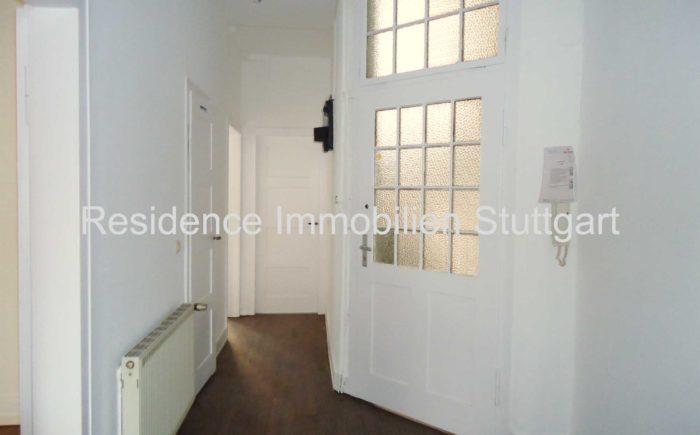Diele - Mietwohnung Stuttgart Ost