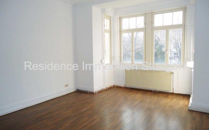 Wohnzimmer - Altbauwohnung