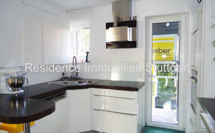 Küche - Einfamilienhaus - Stuttgart Süd