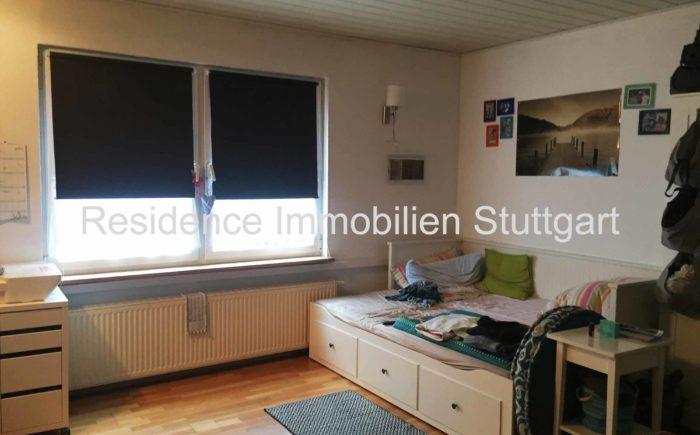 Schlafbereich - Wohnung Möhringen