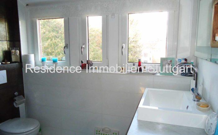 Tageslichtbad - Haus zu verkaufen in Stuttgart