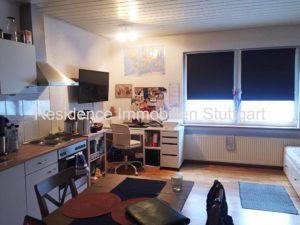 Wohnbereich - Wohnung in Möhringen