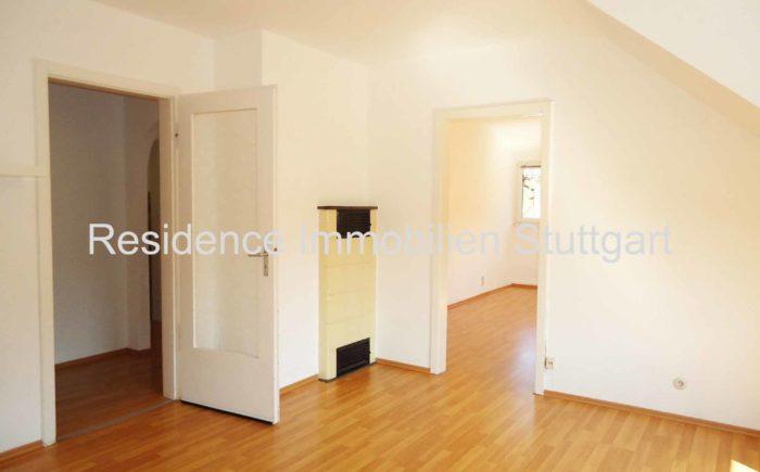 Teilbereich Wohnen - Wohnung kaufen - verkaufen - Stuttgart - Bopser