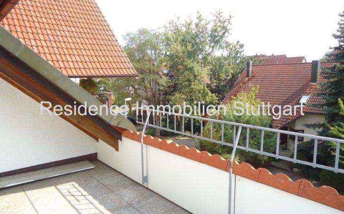 Dachterrasse - Wohnung - Filderstadt Bonlanden